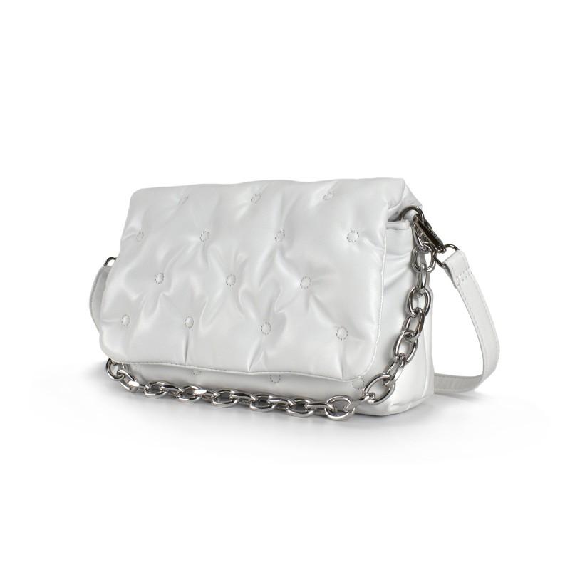 Женская сумка Jessie белая фото - 1