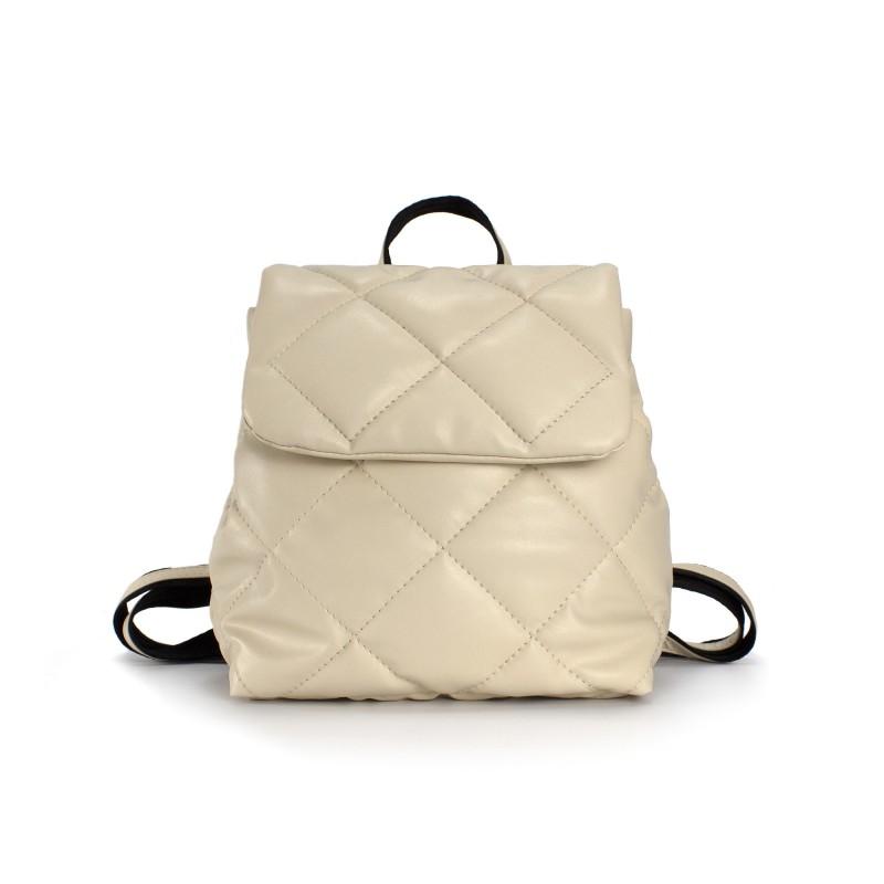 Женский рюкзак Helen кремовый фото