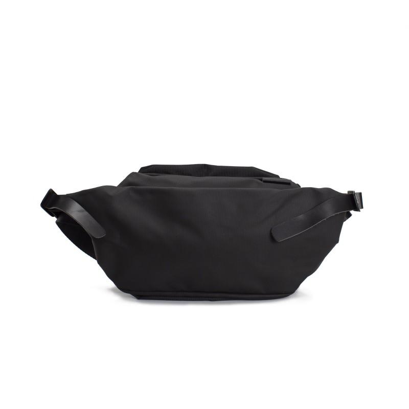 Мужская сумка Mackar Urban кросс боди через плечо черная фото