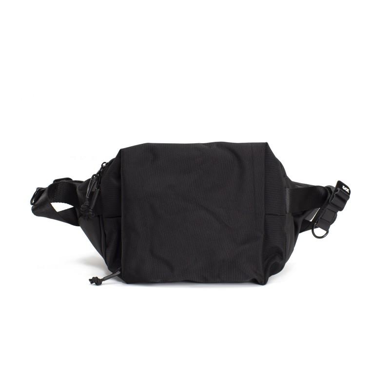 Мужская сумка Mackar Urban кросс боди через плечо черная фото - 1
