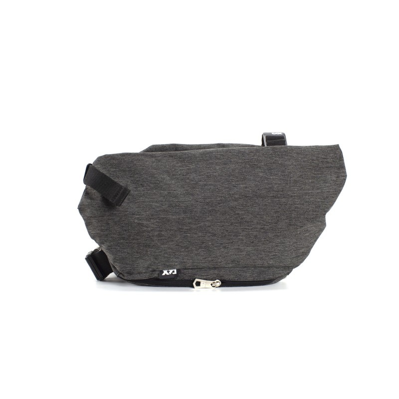 Мужская сумка Mackar Style кросс боди через плечо серая фото