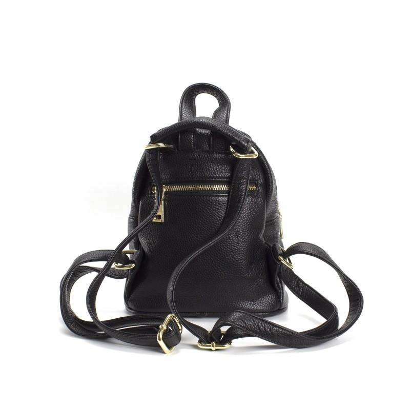 Женский рюкзак Amy черный - 3 фото