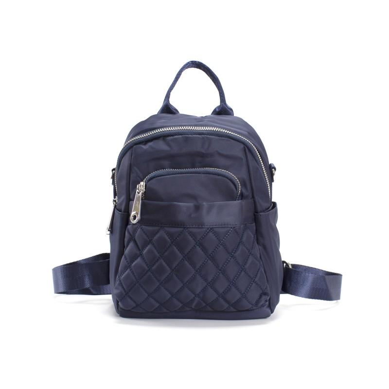 Женский рюкзак Viva синий фото