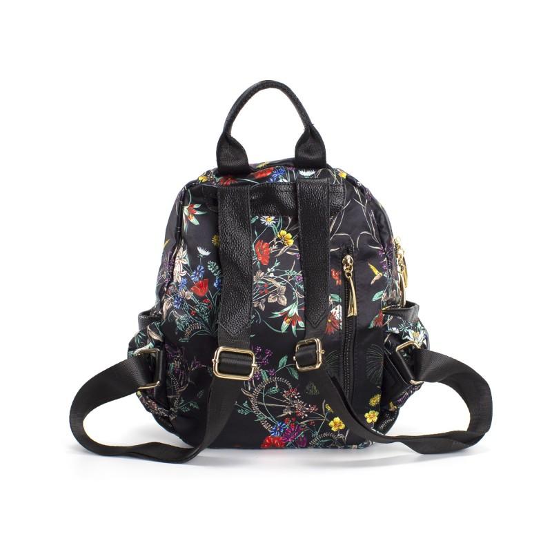 Женский рюкзак Nikki разноцветный - 3 фото