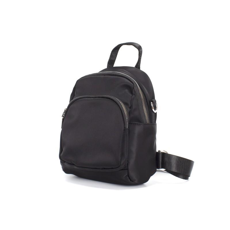 Женский рюкзак Jean черный - 1 фото