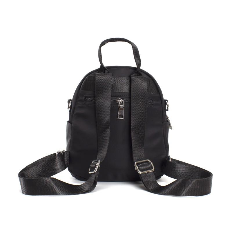 Женский рюкзак Jean черный - 3 фото