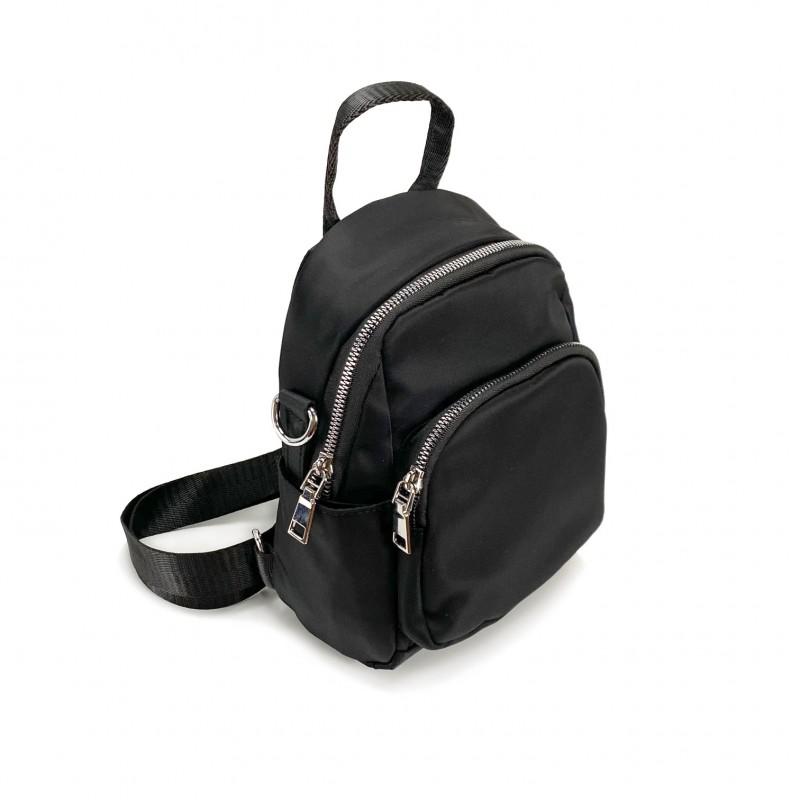 Женский рюкзак Jean черный - 4 фото