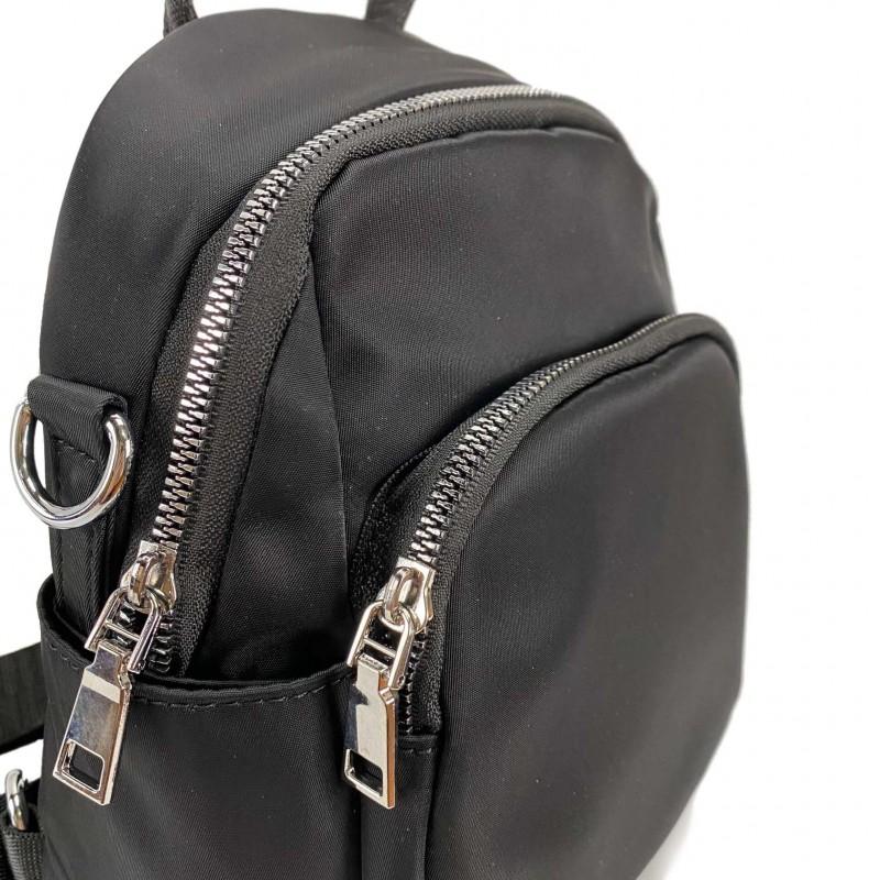 Женский рюкзак Jean черный - 5 фото