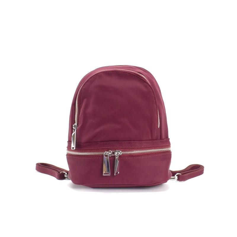 Женский рюкзак Eva бордовый фото