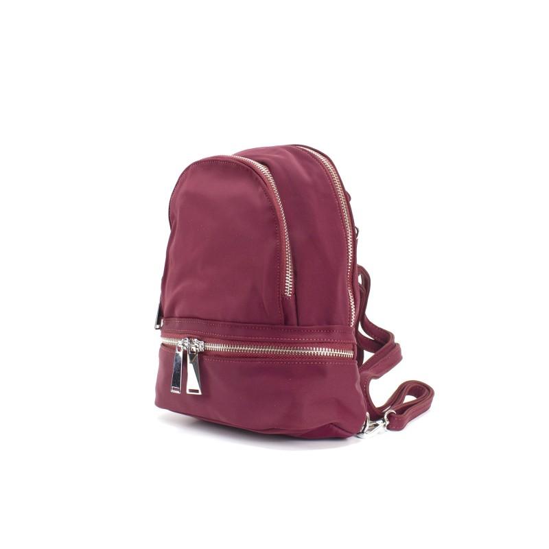 Женский рюкзак Eva бордовый - 1 фото