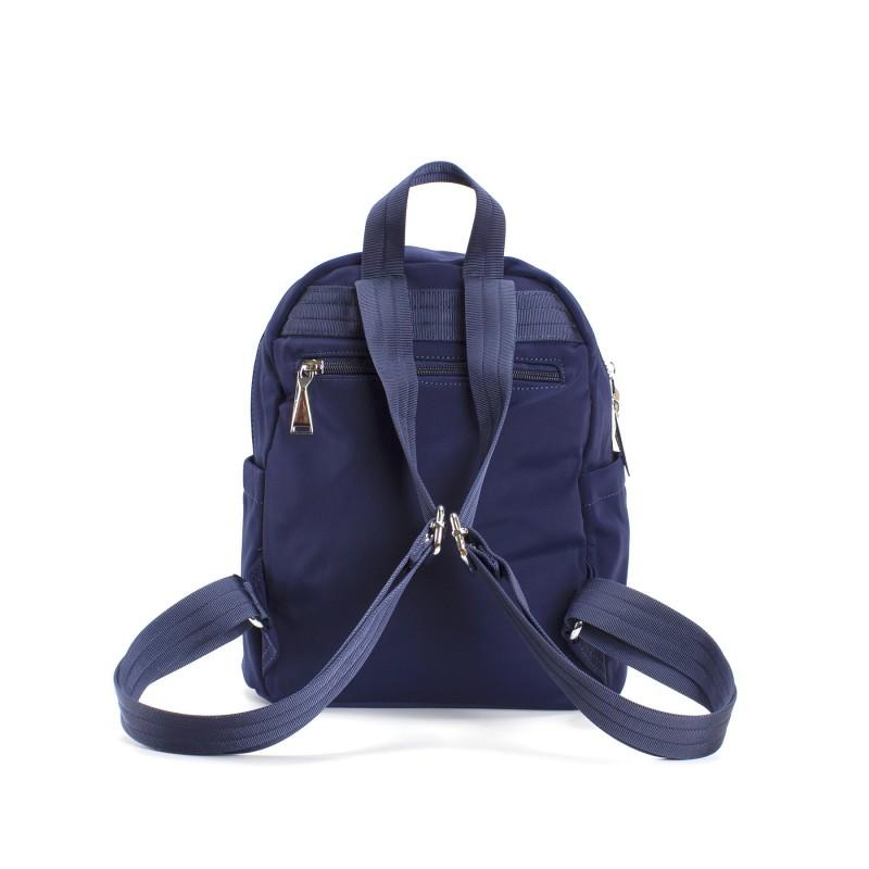 Женский рюкзак Julie синий - 3 фото