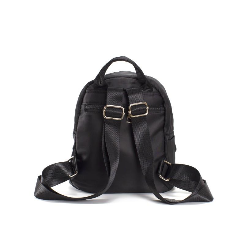 Женский рюкзак Pat черный - 3 фото