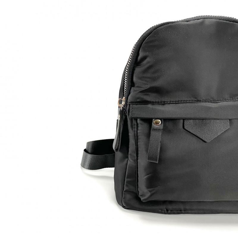 Женский рюкзак Pat черный - 5 фото