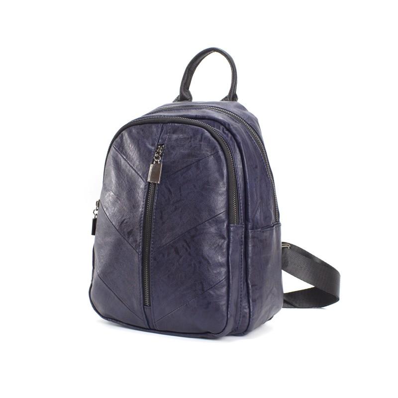 Женский рюкзак Jenny синий - 1 фото