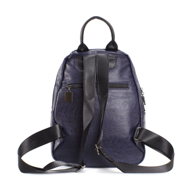 Женский рюкзак Jenny синий - 3 фото