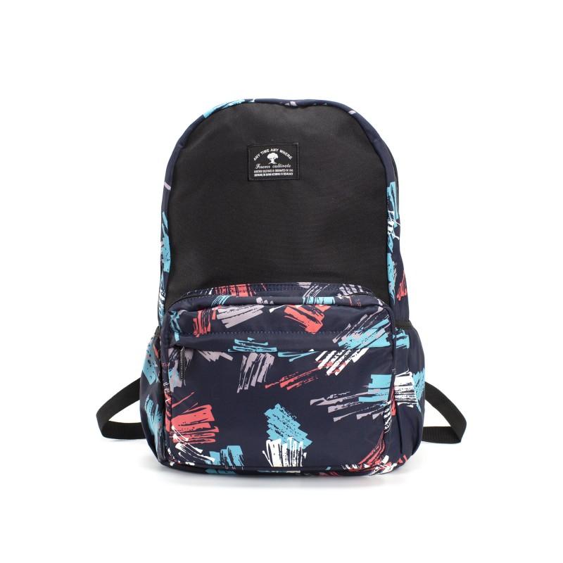 Рюкзак Galaxy Blue черно-синий фото