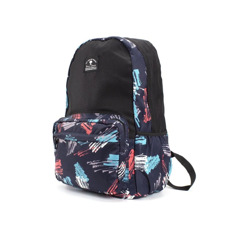 Рюкзак Galaxy Blue черно-синий - 1 фото