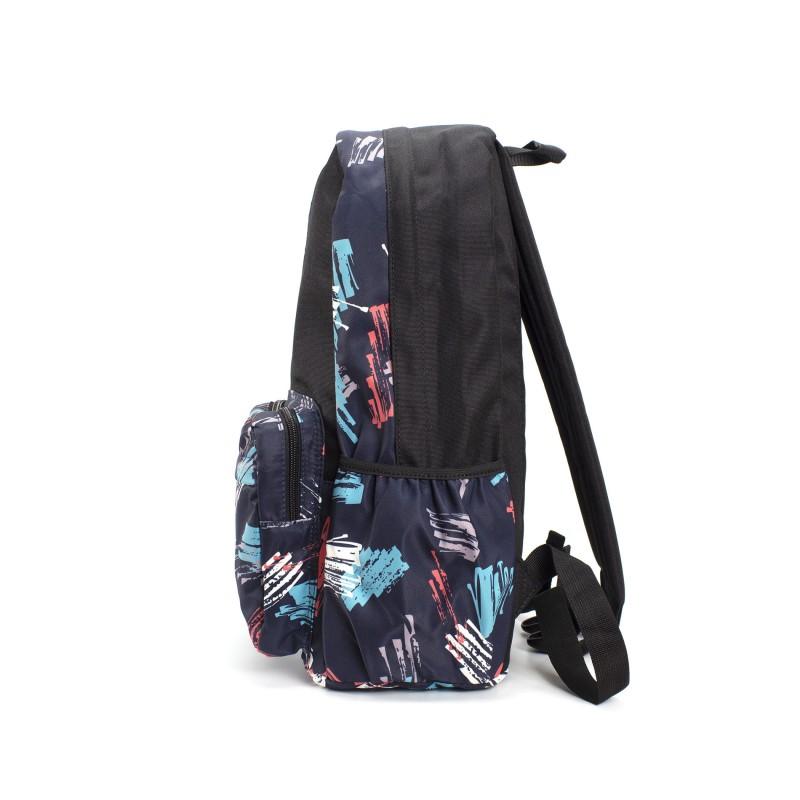 Рюкзак Galaxy Blue черно-синий - 2 фото