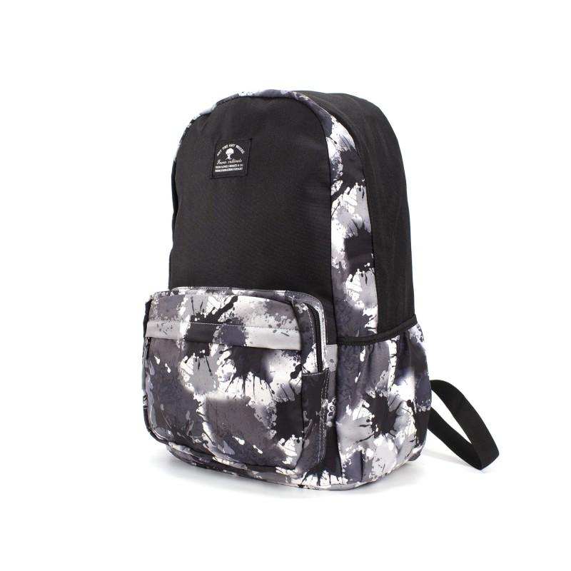 Рюкзак Galaxy Blur чорно-білий - 1 фото