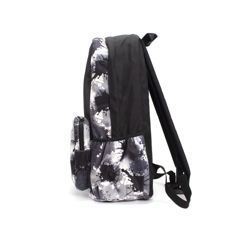 Рюкзак Galaxy Blur черно-белый - 2 фото