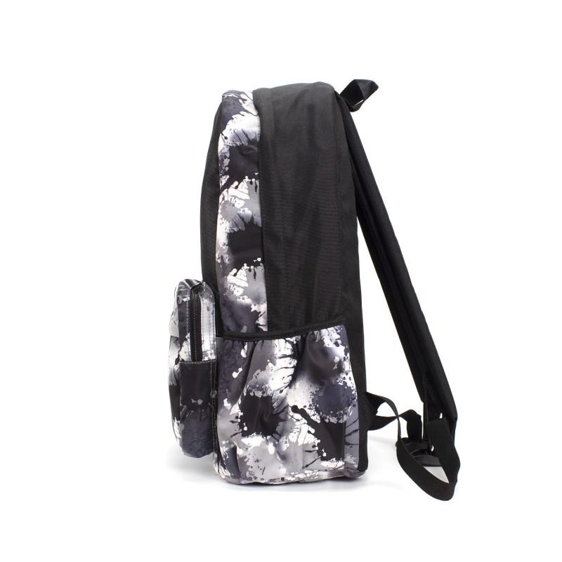 Рюкзак Galaxy Blur чорно-білий - 2 фото