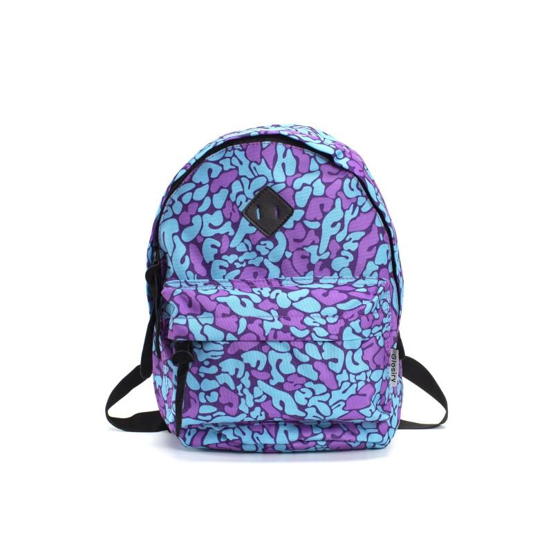 Женский рюкзак Idea голубой фото