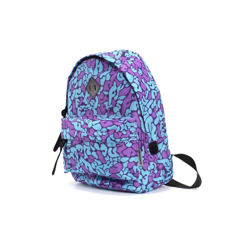 Женский рюкзак Idea голубой - 1 фото