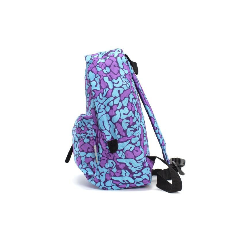 Женский рюкзак Idea голубой - 2 фото