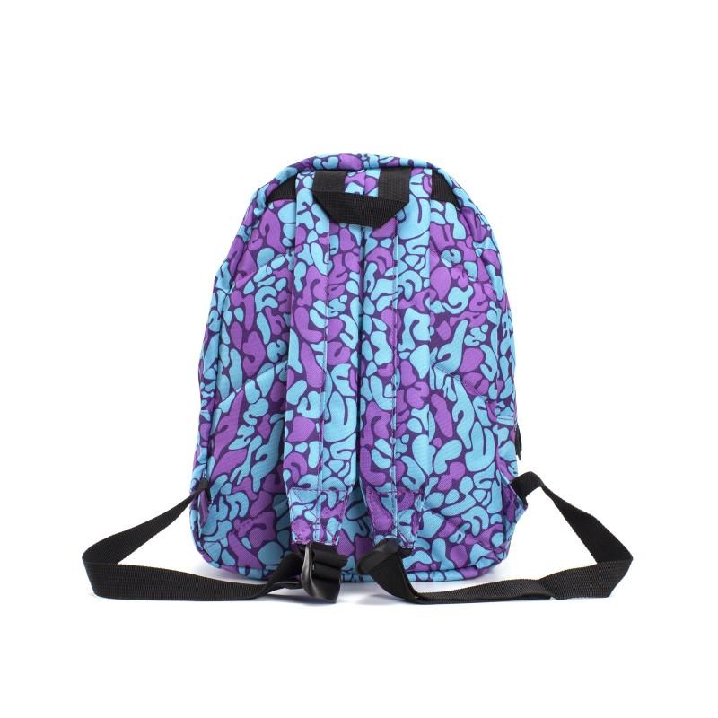 Женский рюкзак Idea голубой - 3 фото
