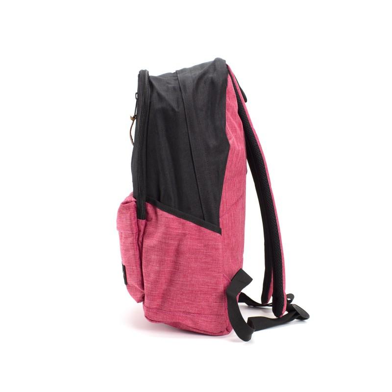 Женский рюкзак Fashion черно-розовый - 2 фото