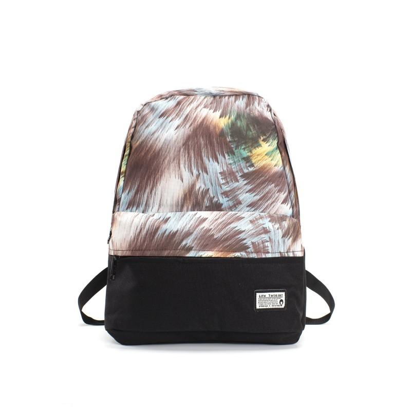 Женский рюкзак Illusion разноцветный фото