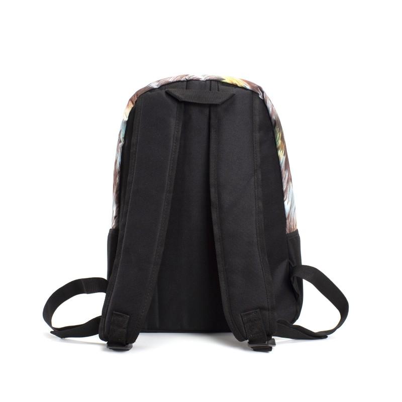 Женский рюкзак Illusion разноцветный - 2 фото