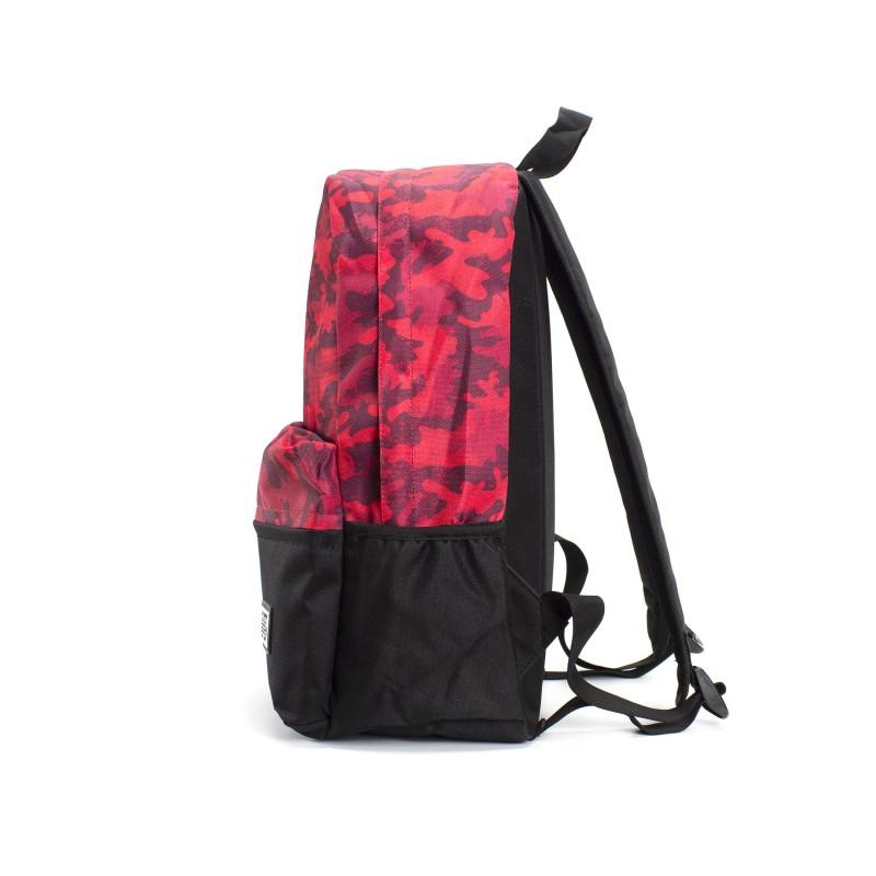 Рюкзак Battle бордовий камуфляж - 2 фото