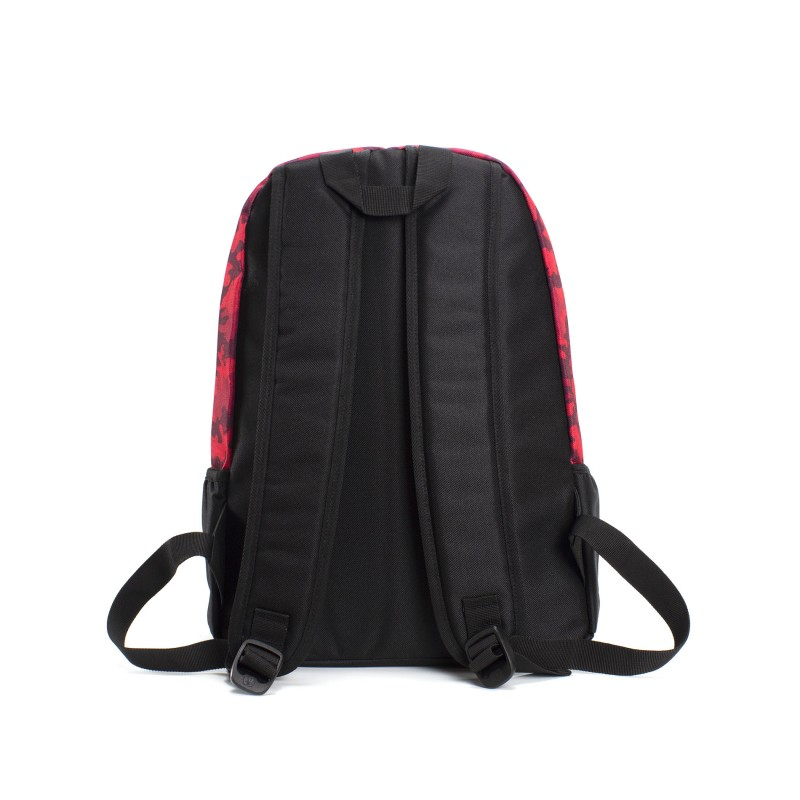 Рюкзак Battle бордовий камуфляж - 3 фото