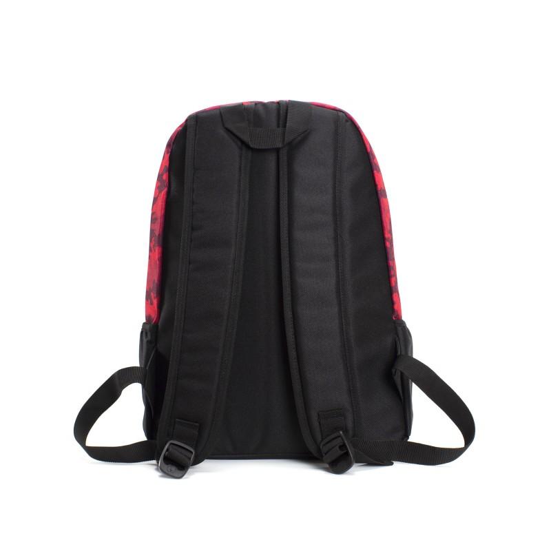 Рюкзак Battle бордовый камуфляж - 3 фото