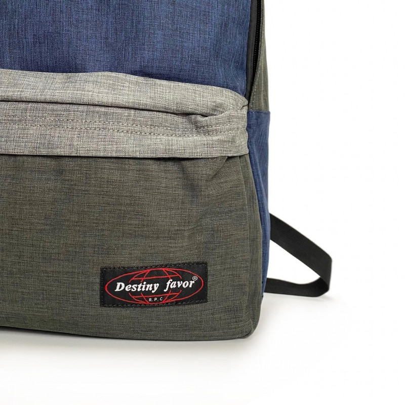 Рюкзак Energy сине-зеленый - 4 фото