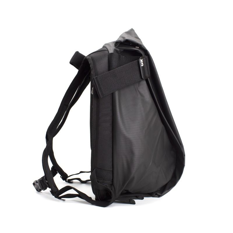 Мужской рюкзак Mackar Black черный фото - 2
