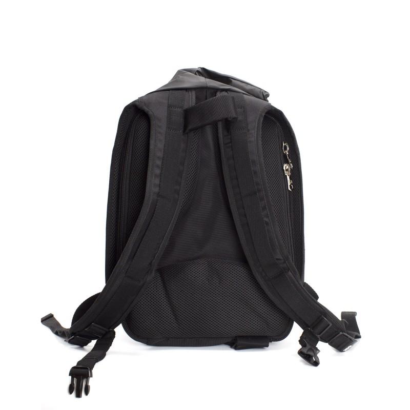 Мужской рюкзак Mackar Black черный фото - 4