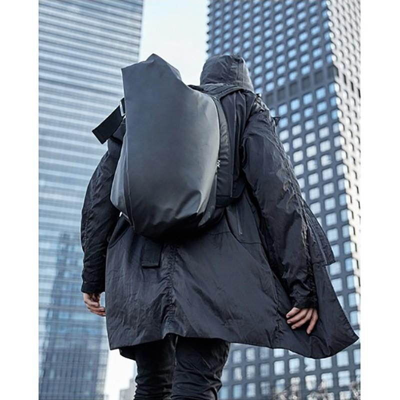 Мужской рюкзак Mackar Black черный фото - 5