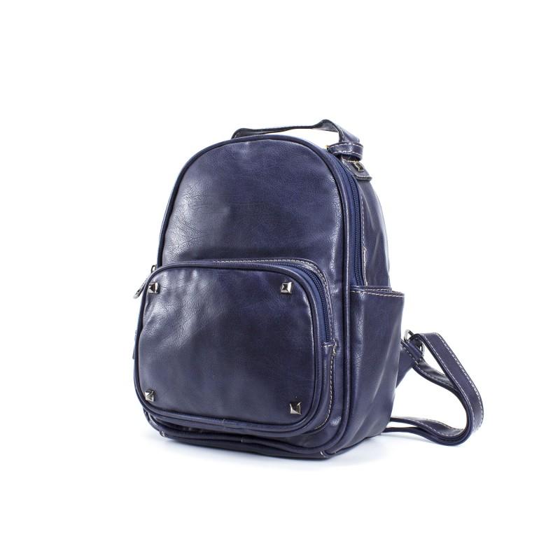 Женский рюкзак Bonnie синий - 1 фото