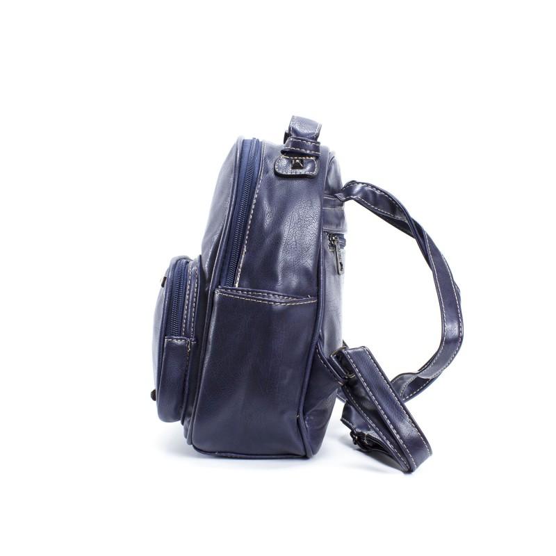 Женский рюкзак Bonnie синий - 2 фото