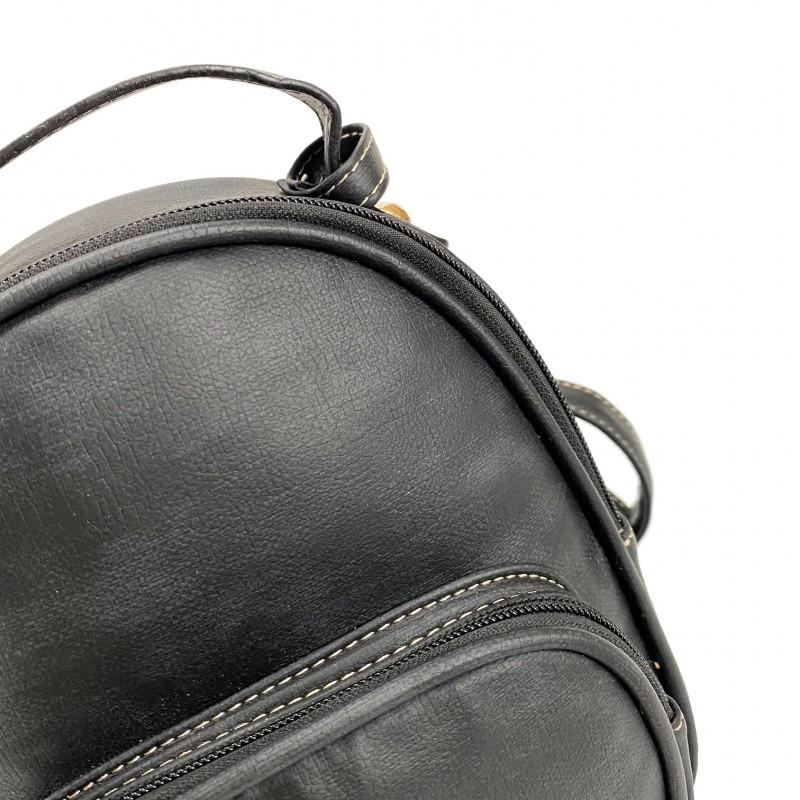 Женский рюкзак Judy черный - 4 фото