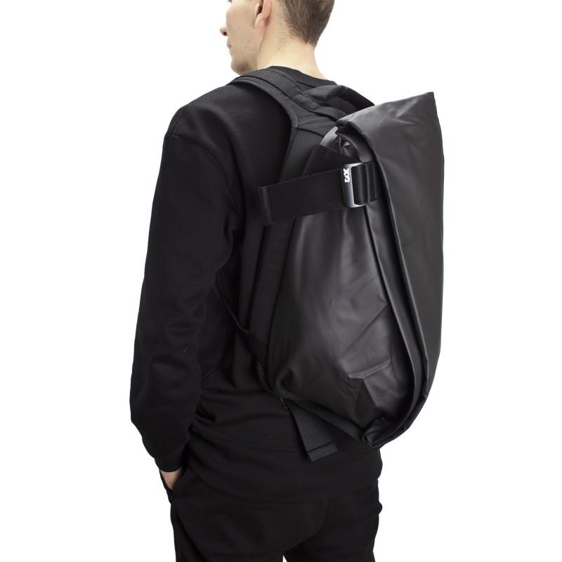 Мужской рюкзак Mackar Black черный фото - 7