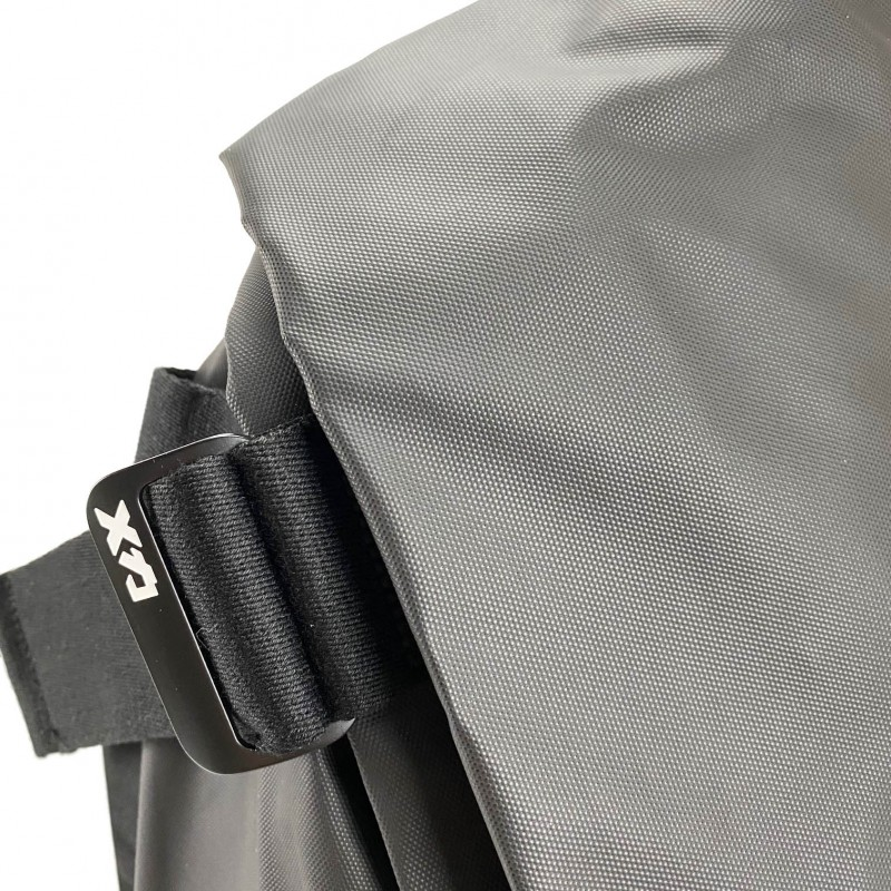 Мужской рюкзак Mackar Black черный фото - 8