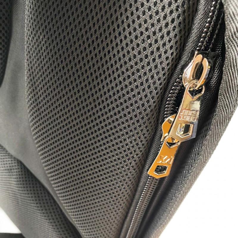 Мужской рюкзак Mackar Black черный фото - 9