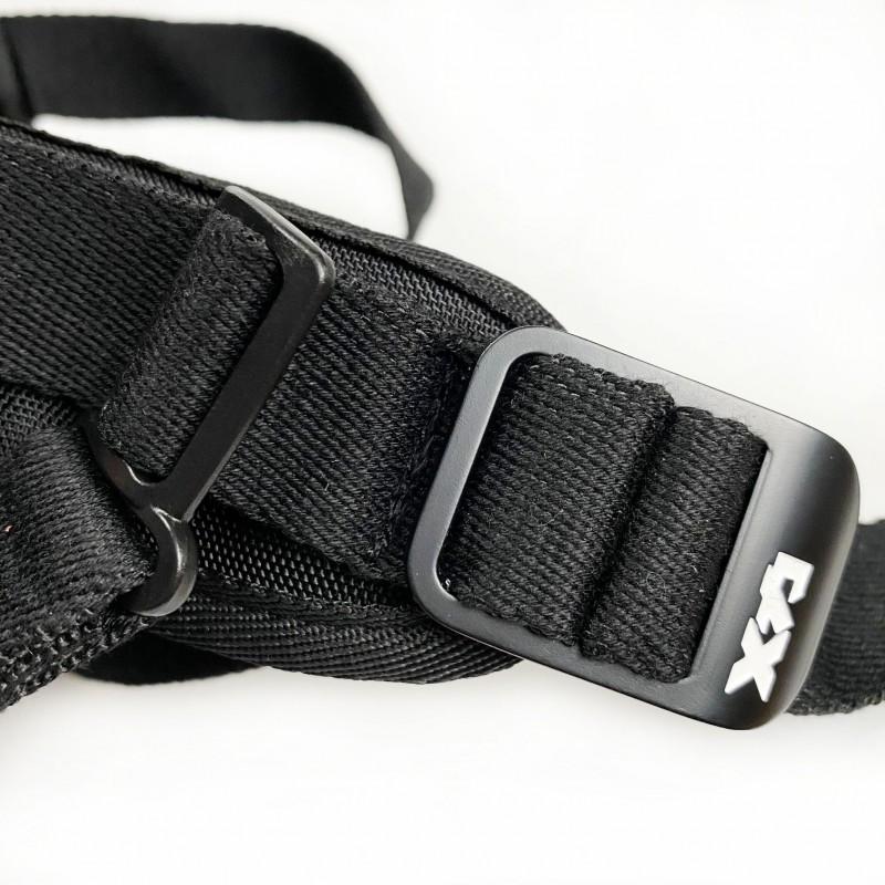 Мужской рюкзак Mackar Black черный фото - 15