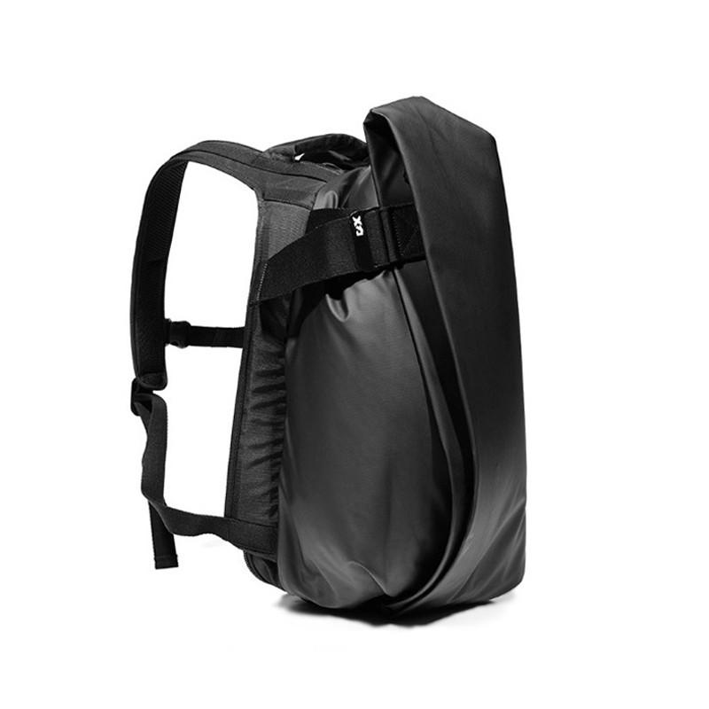 Мужской рюкзак Mackar Black черный фото - 20