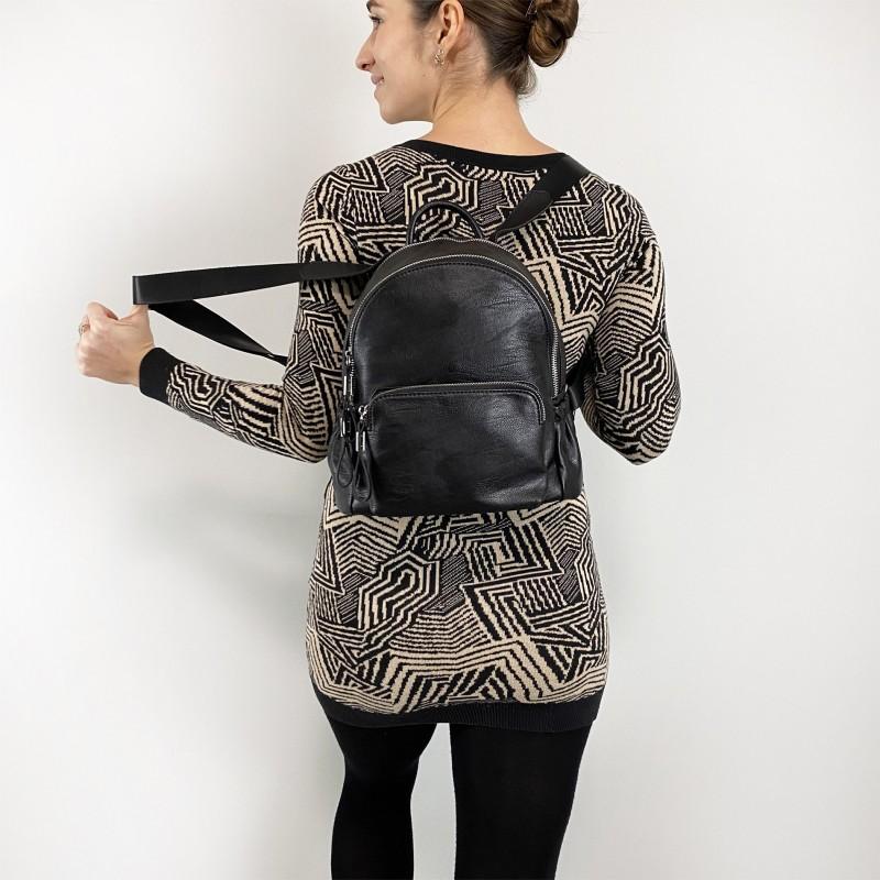 Женский рюкзак Patsy черный - 4 фото