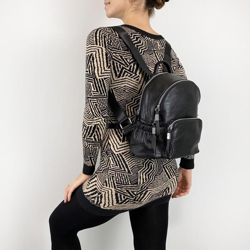 Женский рюкзак Patsy черный - 5 фото