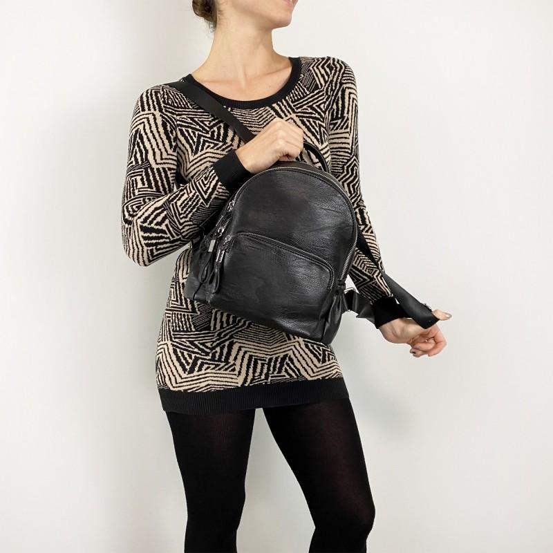 Женский рюкзак Patsy черный - 6 фото